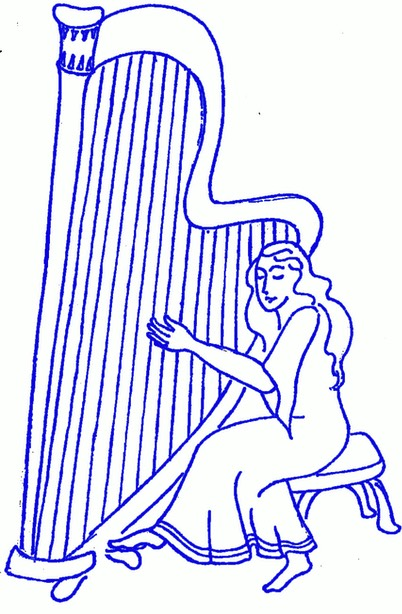 Harp & Piano Lessons | Terri Langerak - Harpist